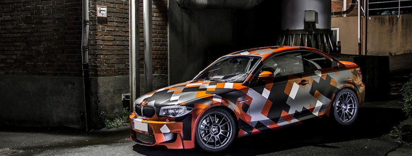 diseño de car wrapping